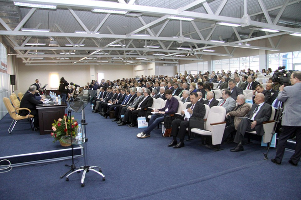 съезд инженеров Сибири традиционно проводится раз в четыре года. Фото: сайт съезда.