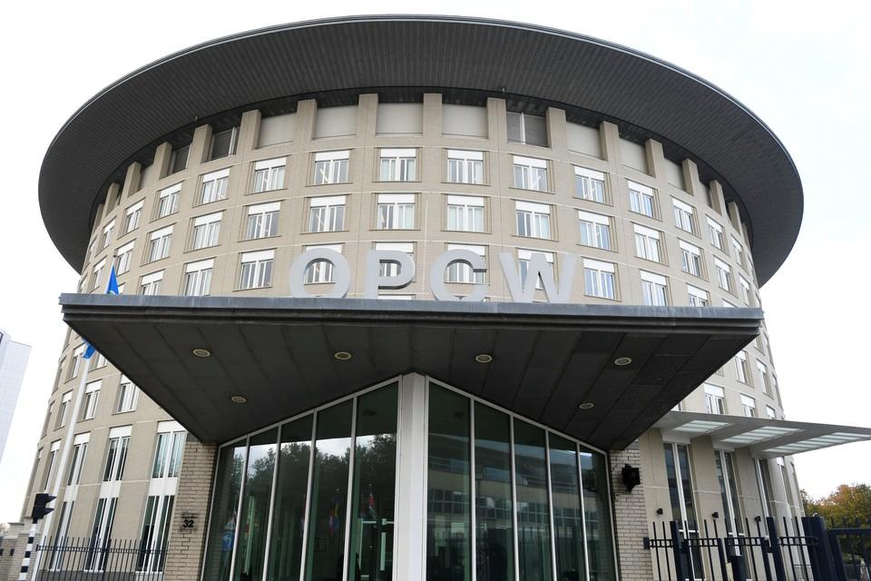Россия рассматривает вариант выхода из ОЗХО