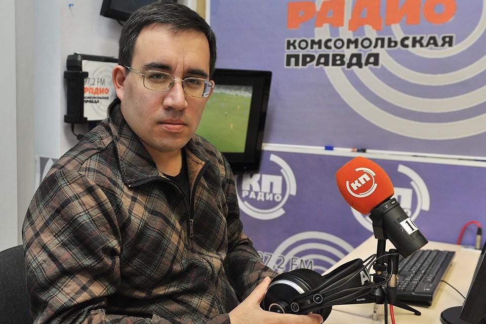 Российский историк и публицист, директор фонда Историческая память Александр Дюков.