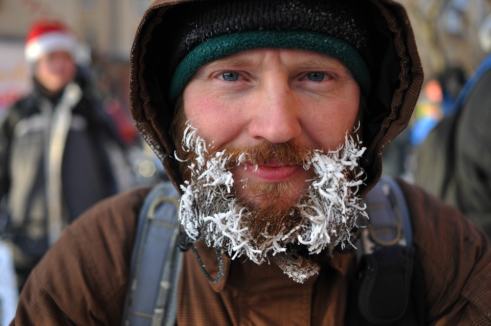 В конце ноября в Москве установится январская погода