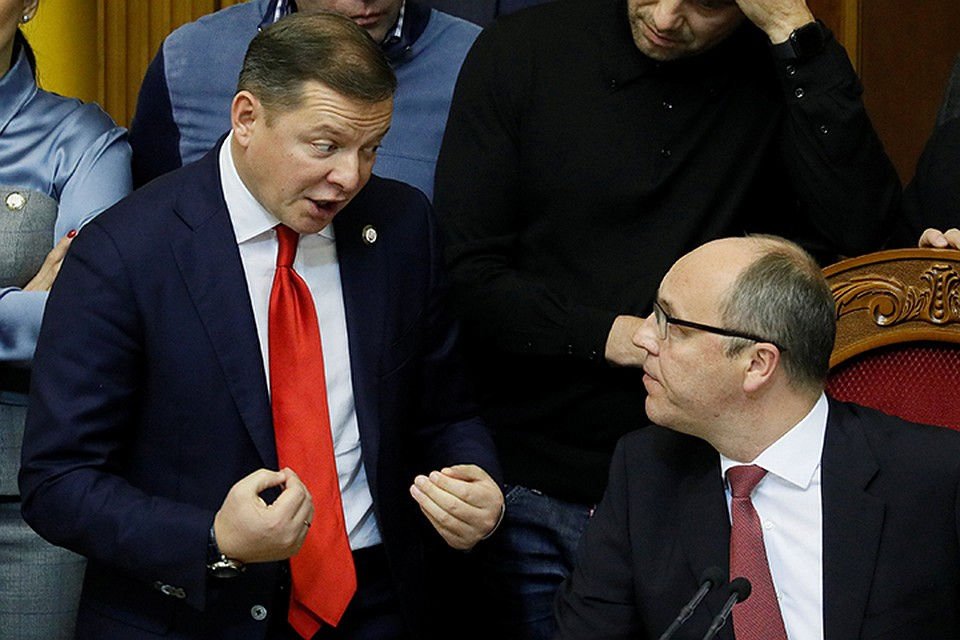 ef587821c7bf Верховная Рада проголосовала за введение Военного положения в нескольких  областях Украины