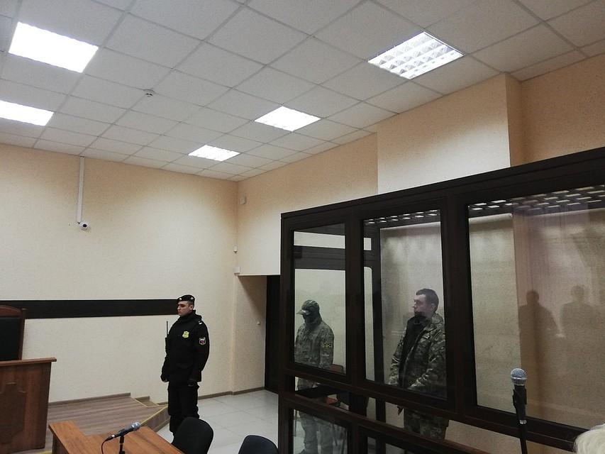 036e7db00608 Суд в Крыму арестовал офицера ВМСУ Лисового и сотрудника СБУ Драча