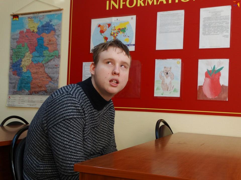 """Для Саши Изъюрова """"Комсомолка"""" организовала занятия по китайскому языку"""
