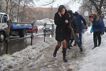 Как пришла зима, так и ушла: В Молдове после после лютых морозов резко потеплеет