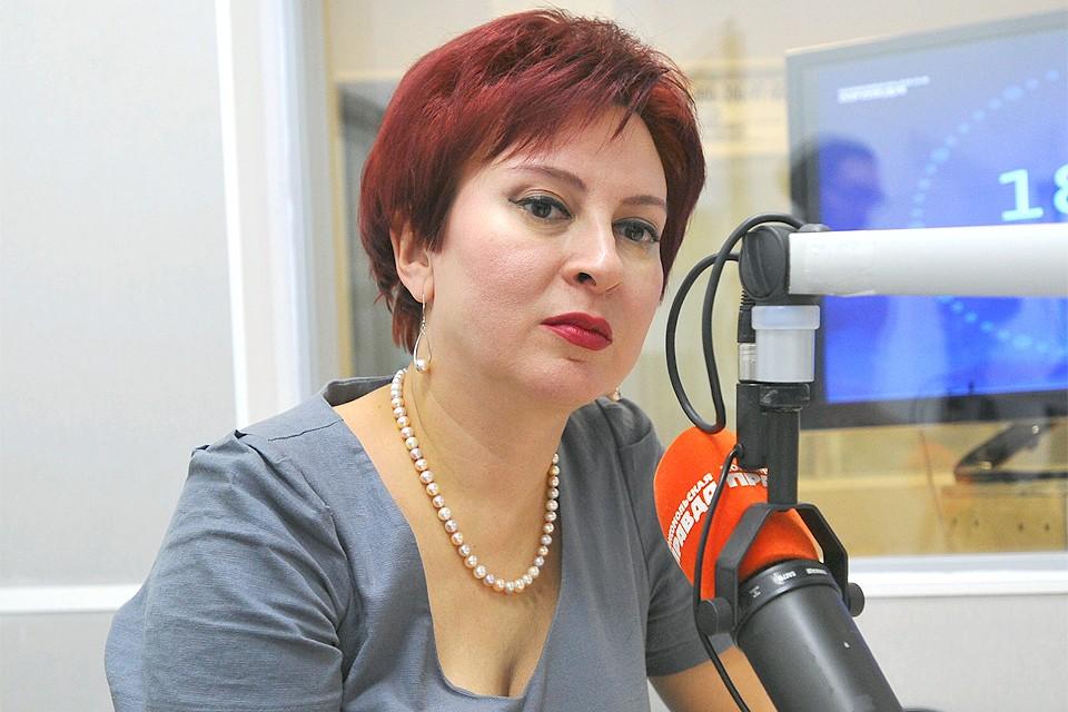 Спецкор «Комсомольской правды» Дарья Асламова.