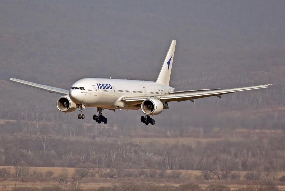 Самолёты «ИрАэро» давно приземляются во Владивостоке