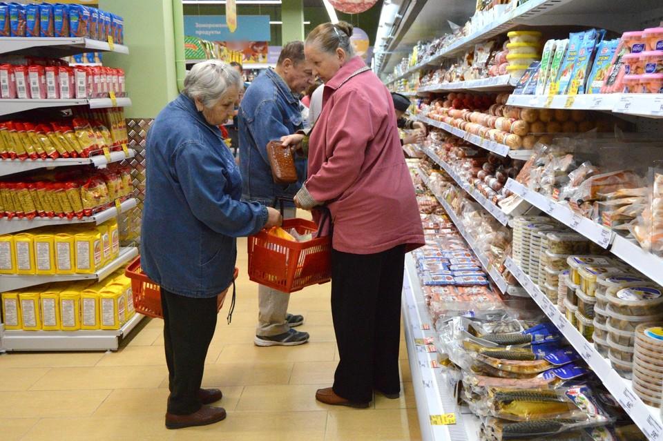 Липецкая потребительская корзина одна из самых низких в ЦФО