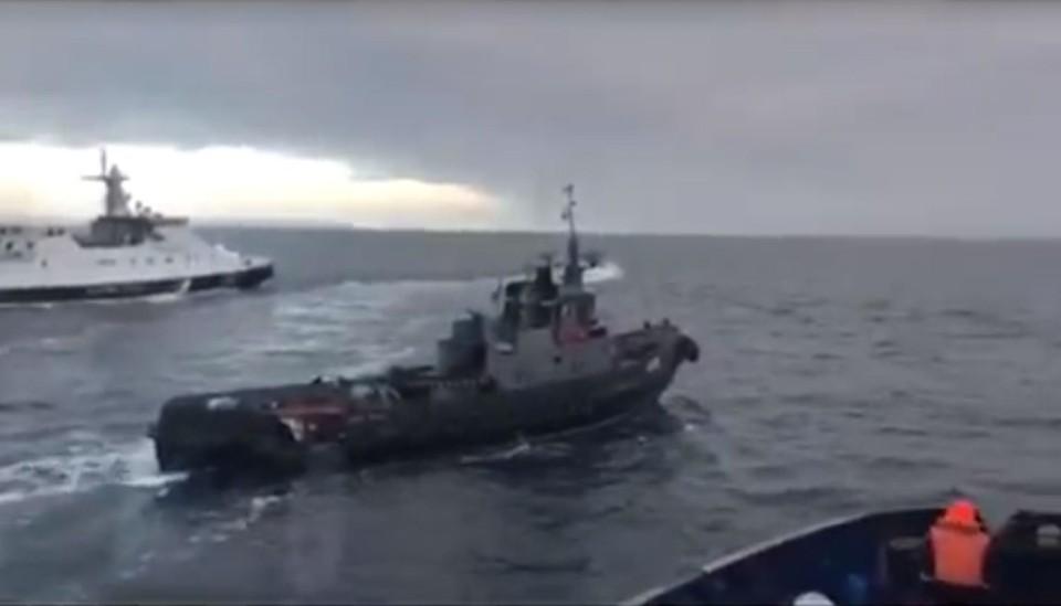 Командир корабля отказался давать показания