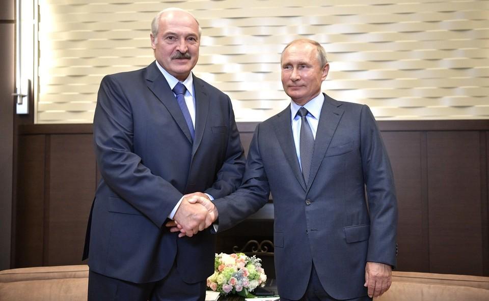 Путин и Лукашенко встретятся 25 декабря