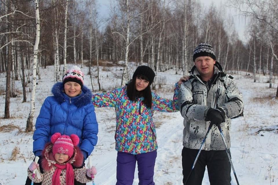 Семья Морозкиных приняла Якутию всем сердцем. Фото предоставлено героем публикации.