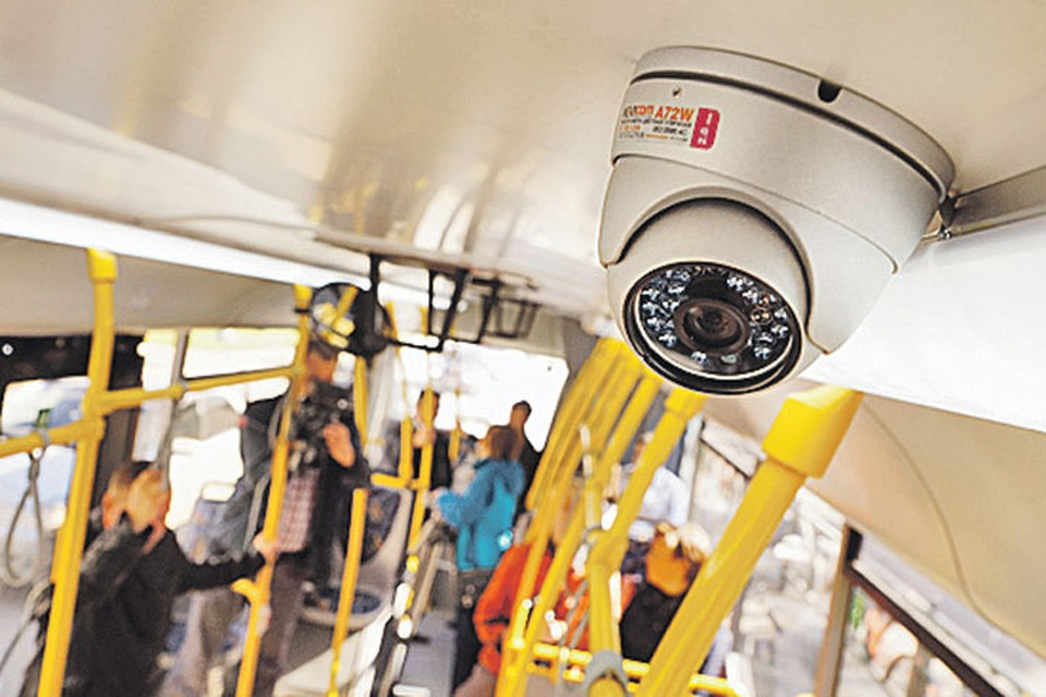 Умные камеры уже следят за каждым из нас.
