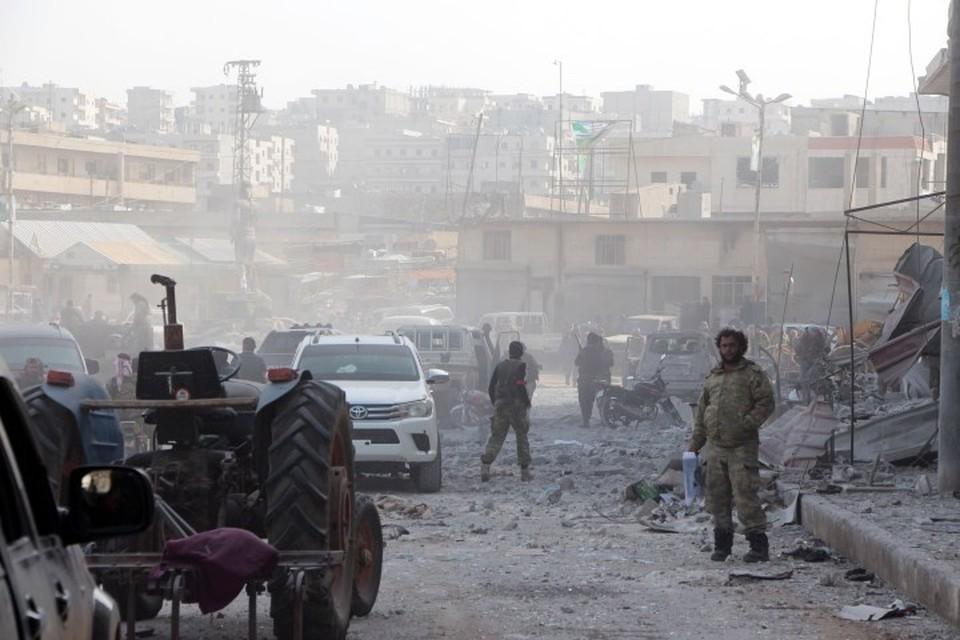 В Турции объявили об «интенсивной подготовке» к операции в Сирии