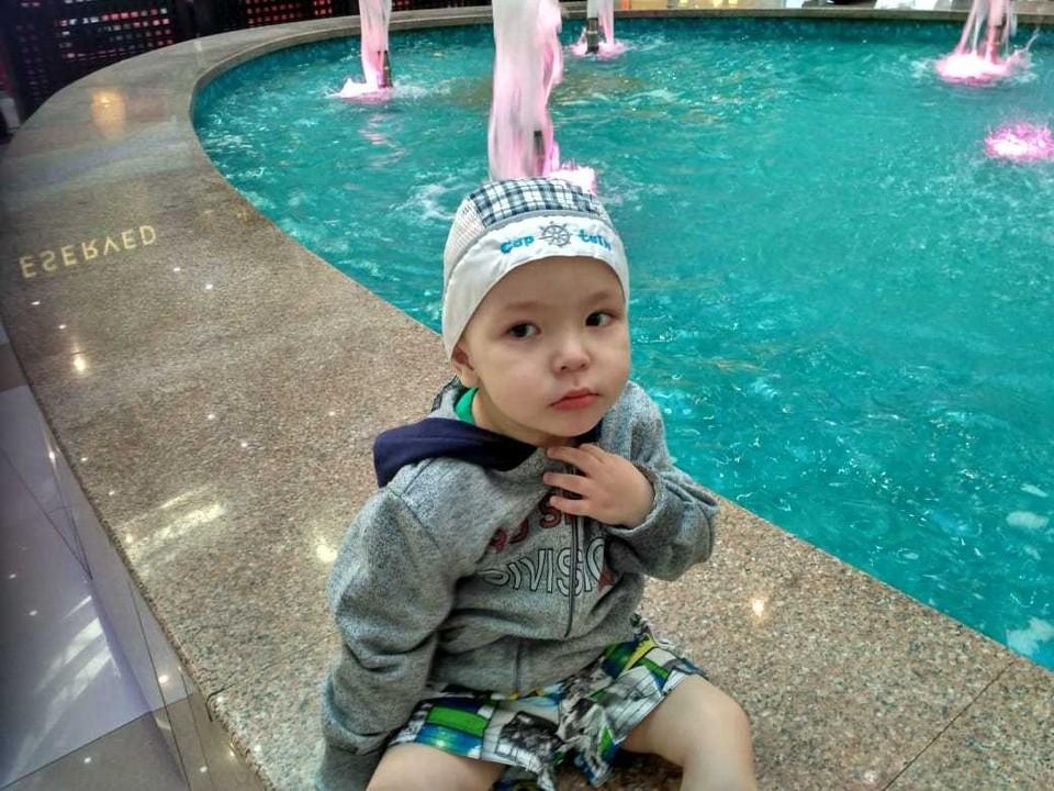 «Зарубежные клиники могут быть не в курсе реальной картины болезни»: иркутские онкологи помогают мальчику из Черемхова. Фото: из архива семьи.
