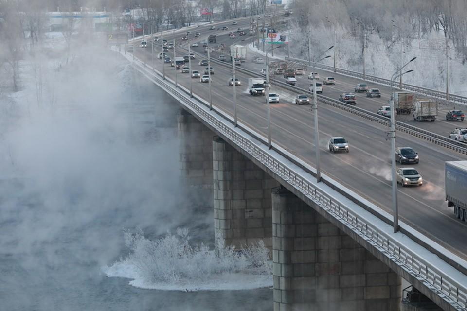Новые мосты разгрузят проблемные дороги Уфы