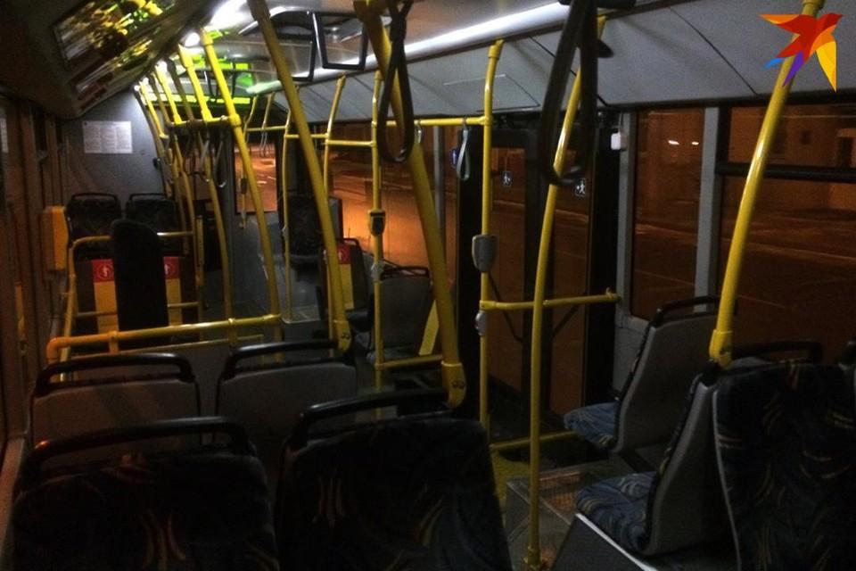«Автобусным хулиганом» оказался рецидивист, ранее судимый за кражу, убийство и угон авто.