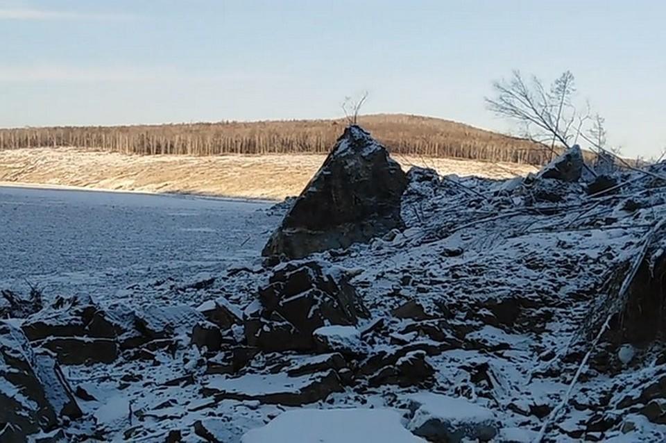 Хабаровские ученые зафиксировали аномалию на месте предполагаемого падения метеорита