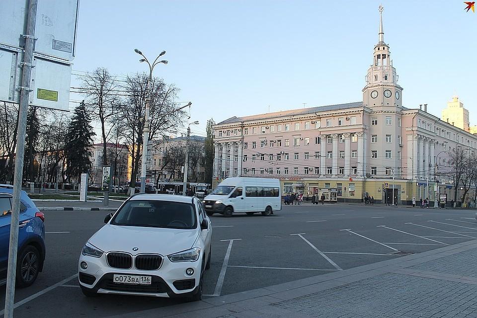 e5c1a62c4733 Воронежцы, не платившие за парковку два месяца, останутся без штрафов