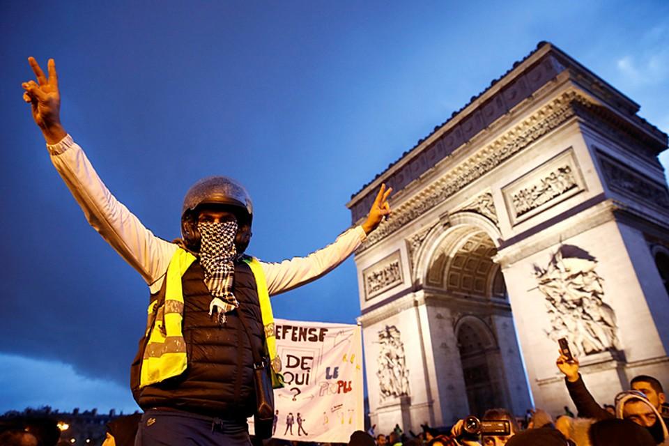Ядро демонстрантов — обычные люди, фермеры и рабочие