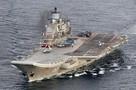 """С палубы """"Адмирала Кузнецова"""" сняли кран, упавший при затоплении плавдока"""