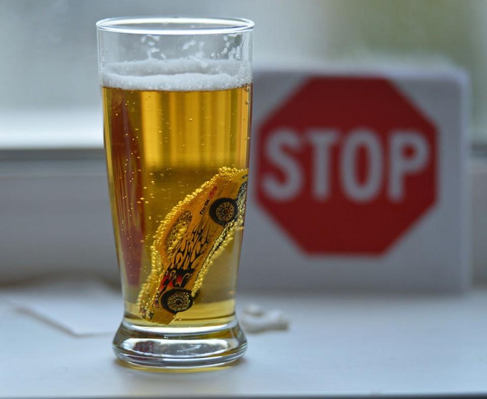 Штрафы за пьяную езду повысили. В ГУОБДД надеются, что теперь водитель сто раз подумает, прежде чем сесть за руль нетрезвым.