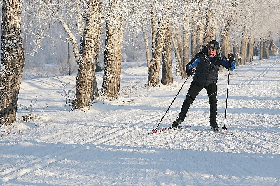 лыжные базы в челябинске где покататься на лыжах зимой 2019