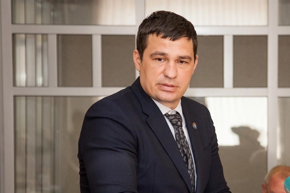 Александр Телепнев получил два года и два месяца в колонии