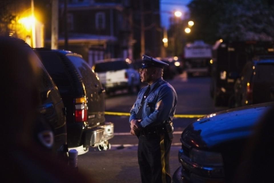 Полиция разыскивает троих подозреваемых, которым удалось скрыться с места происшествия