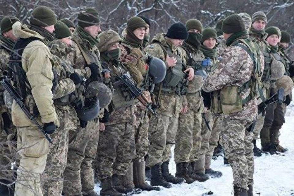 рота в полном составе отказалась воевать. Фото: voicesevas.ru