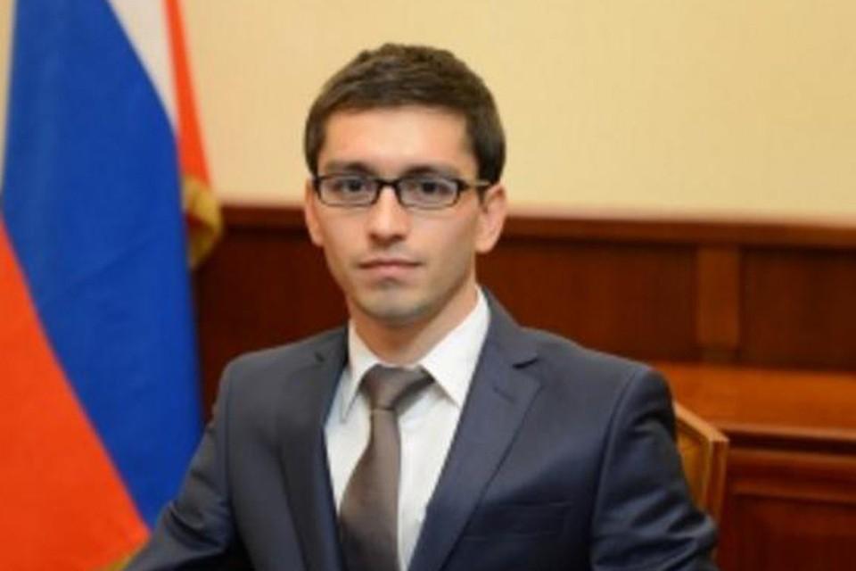 Артур Ниязметов назначен заместителем полпреда президента в ЦФО