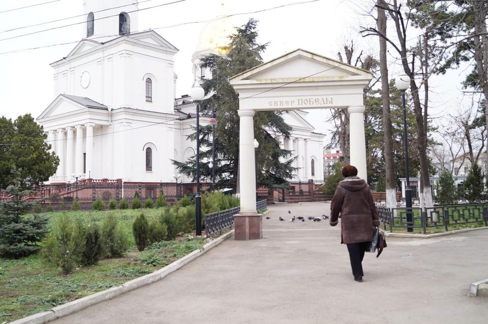 В крымских храмах не признали новую украинскую церковь