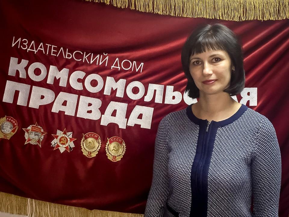 Татьяна Ковалева, Начальник домовой службы ПУ-2 Екатеринбурггаз