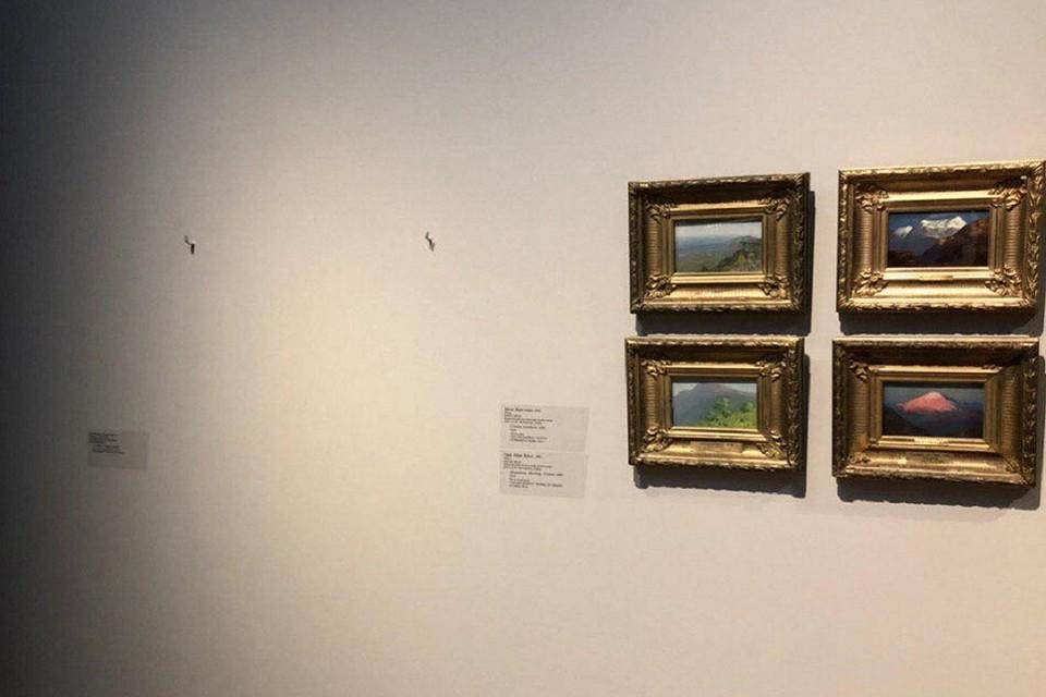 Из Третьяковской галереи похитили картину Куинджи