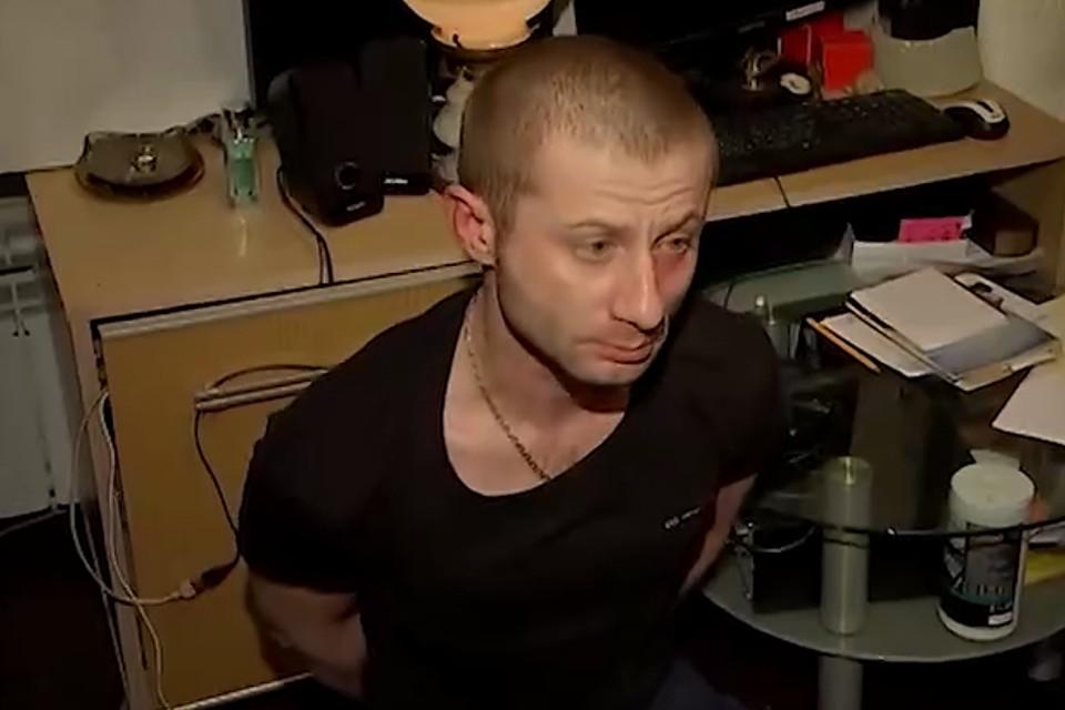 Задержанный 31-летний житель Подмосковья