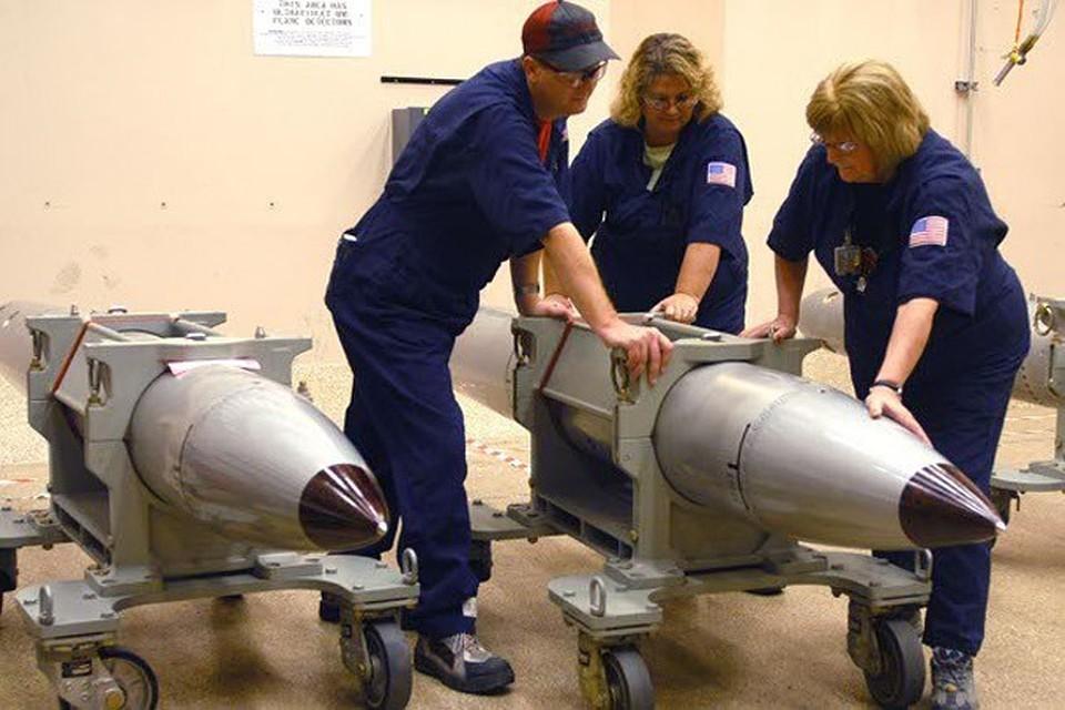 Новые боеголовки поступят на вооружение ВМС США к концу 2019 года