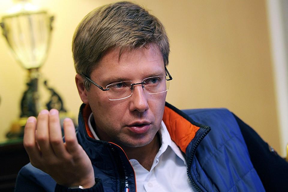 Рижский мэр Ушаков отреагировал на обыски