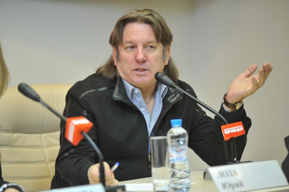 Свое детство будущий певец провел в Свердловске