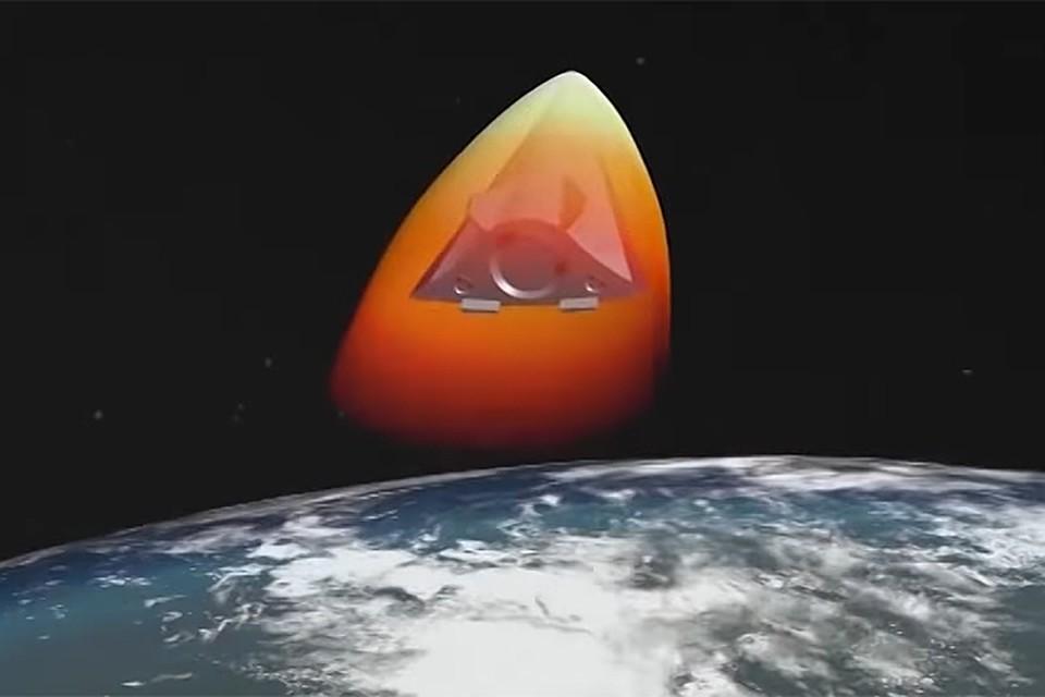«Авангард» - это не сама ракета, а ее боевой блок, он далеко не сразу превращается в прорывающее противовоздушную оборону оружие