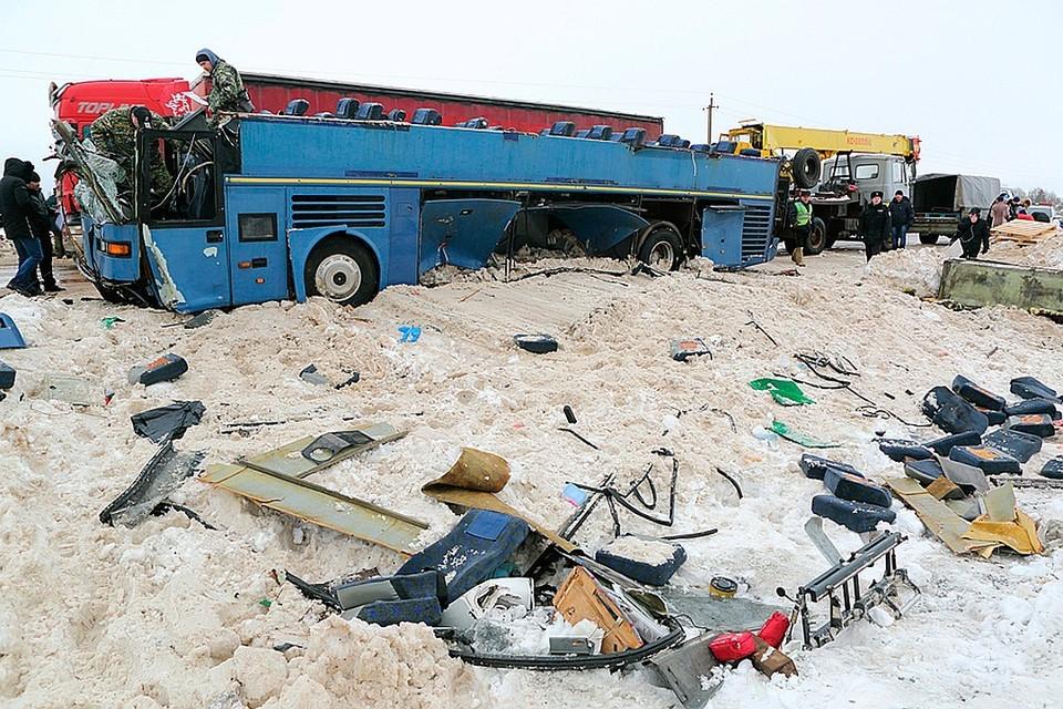 Погибли семь человек, в том числе четверо детей. Фото: Антон Забродский/ТАСС