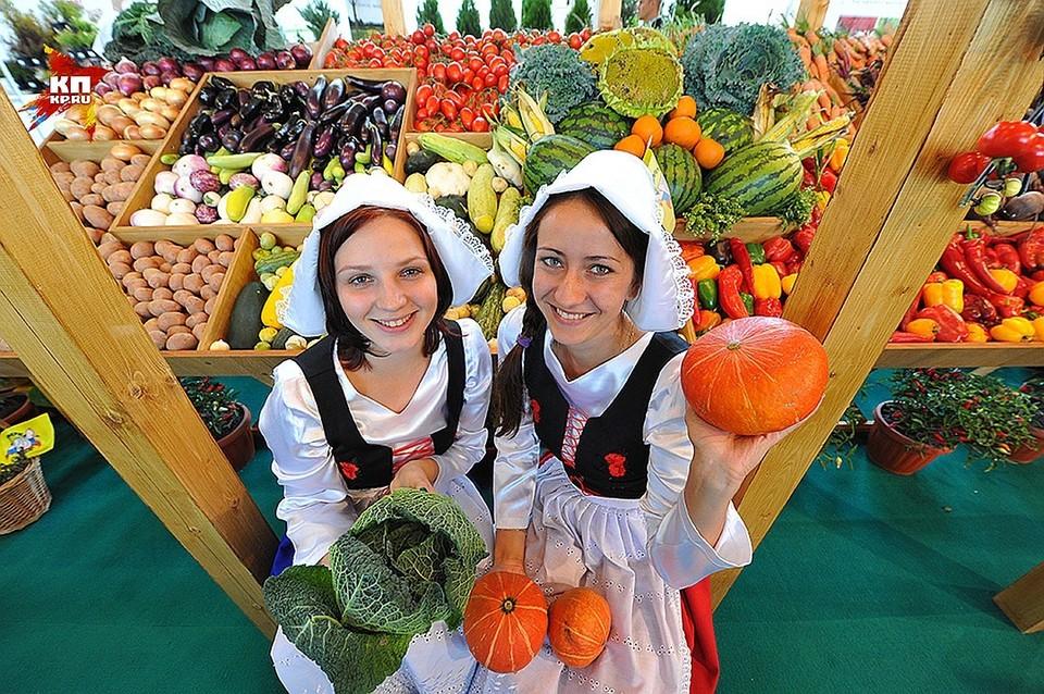 Овощей, по словам диетолога, нужно кушать в два раза больше фруктов