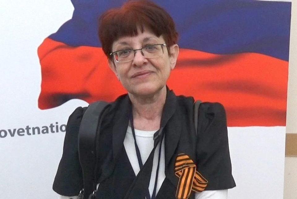 Елена Бойко.