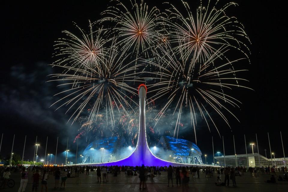 5 лет спустя. Что стало с Олимпийскими объектами в Сочи