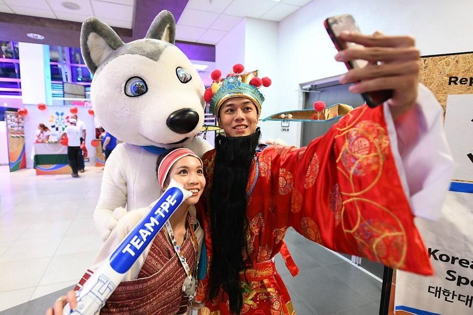В Красноярске объявлен конкурс на лучший костюм болельщика Универсиады 56cf559b0a1e3