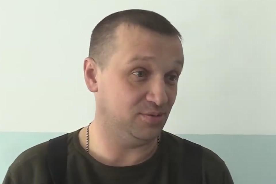 Иван Спиридонов отделался ушибом ребер Кадр: «Между.Net»