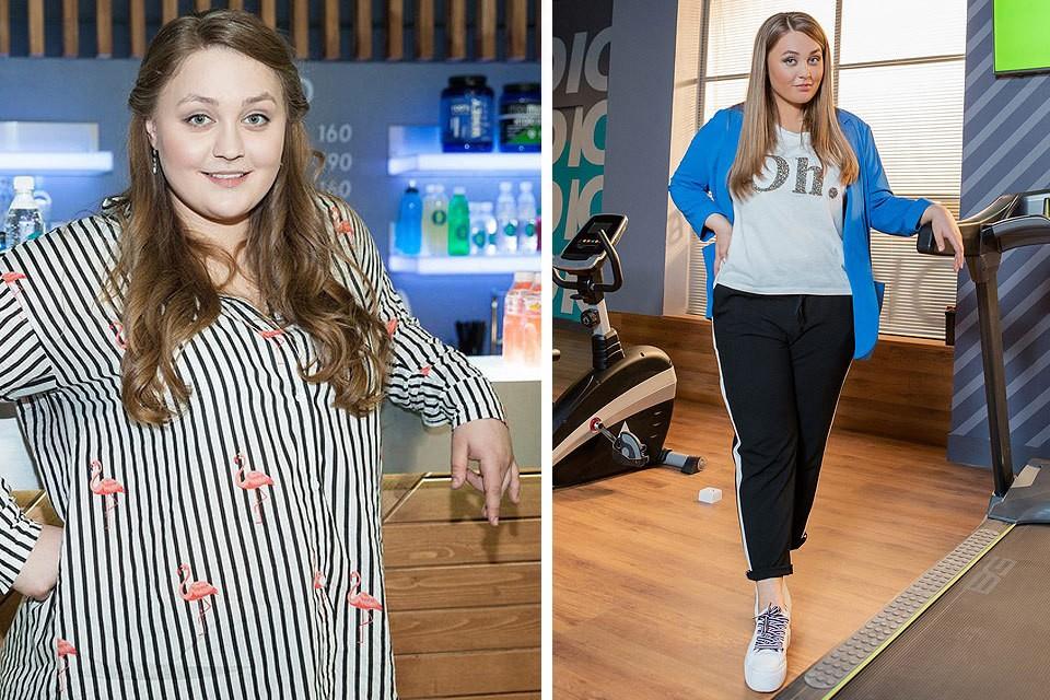 Актриса Софья Зайка теперь весит на 20 кг меньше.