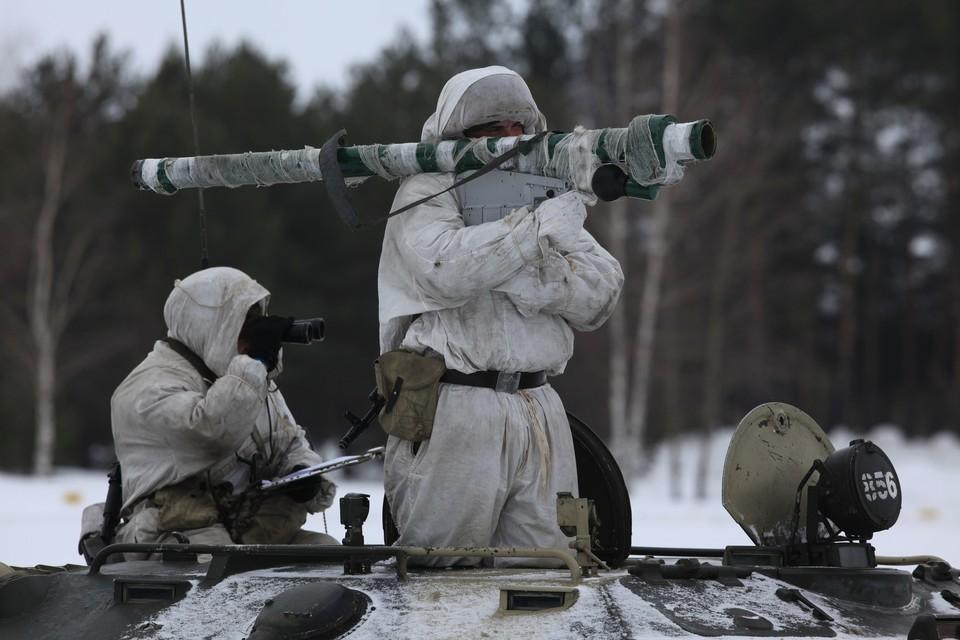 Украинские зенитчики нанесли удар из ПЗРК по своему складу в Краматорске