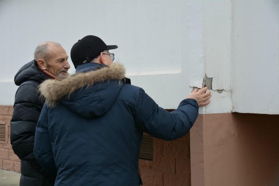 Мини-трещины вызывают опасения у специалистов. Фото: krymsk-region.ru