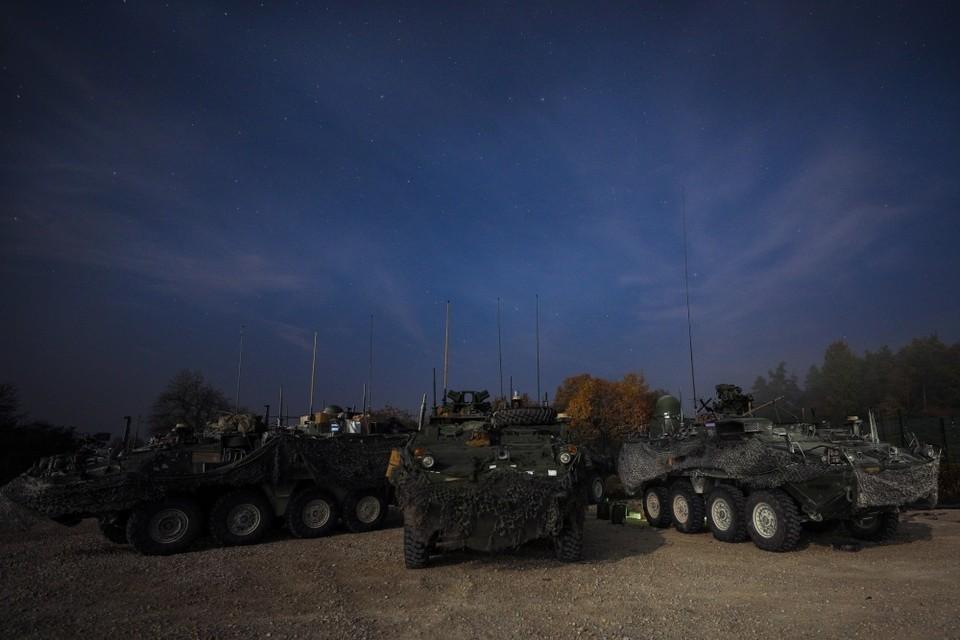 Соединенные Штаты планируют усилить оборонные способности Европы