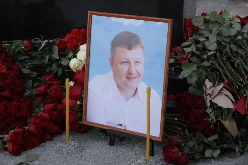 Анатолий Банных погиб в феврале 2017 года