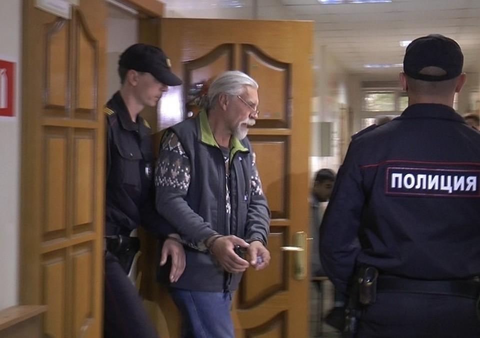 Юрий Черников не ожидал, что женщина подаст на него заявление об изнасиловании