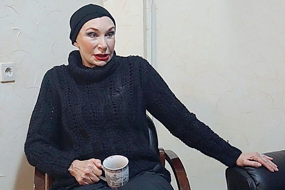 Актриса уверена: кому-то она перешла дорогу